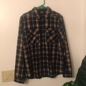 Patagonia recycled wool flannel
